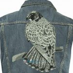 Denim-Jacket-mc-motorcycleclub-centerpatch-Large-patch-back-patch-Jackets-patch-Vest-patch-Eagle-patch
