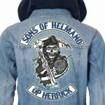 Denim-Jacket-mc-motorcycleclub-centerpatch-top-rocker-buttom-rocker-Large-patch-back-patch-Jackets-patch-Vest-patch