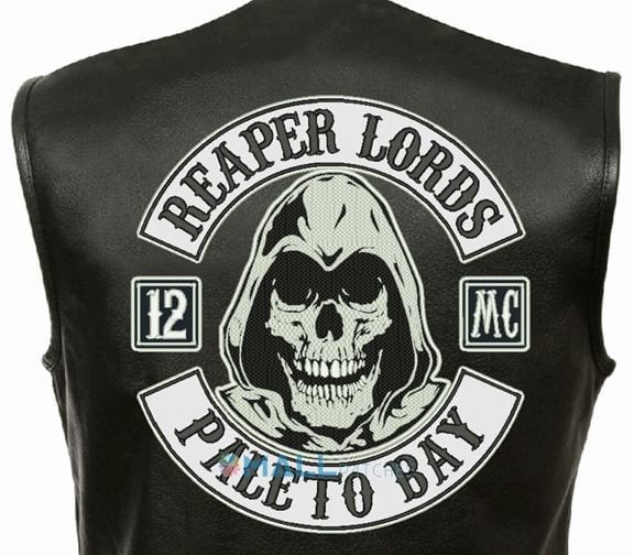 Mall Patches | Custom Motorcycle Patch No Minimum