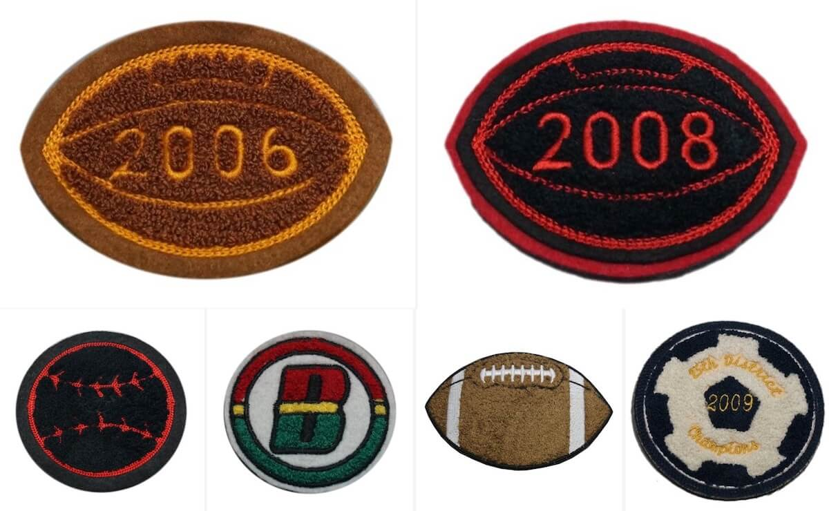 SPORT PATCHES