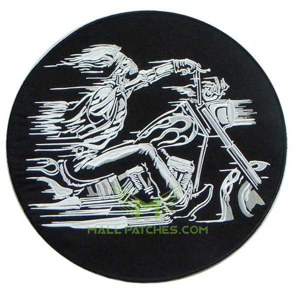 Custom biker patches - Mall