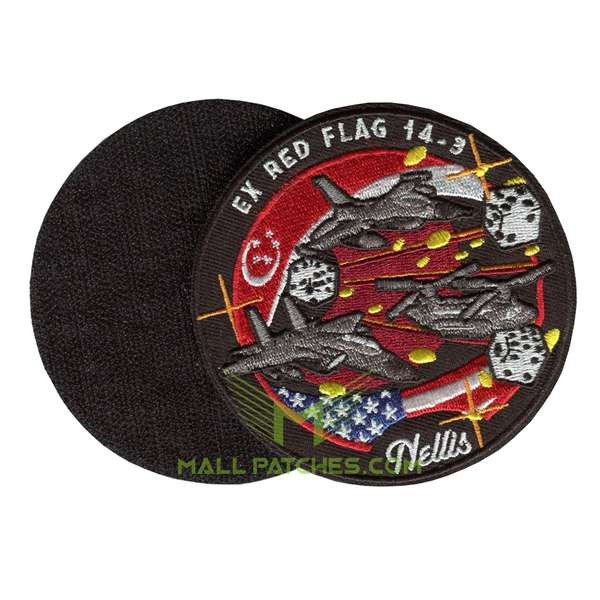 Custom velcro patches - Mall aca9e8ffe98