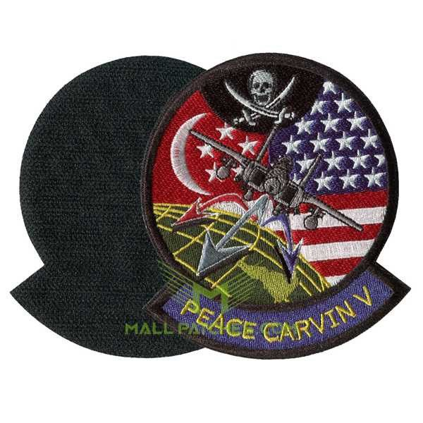 Custom velcro patches - Mall 60563a6a68d