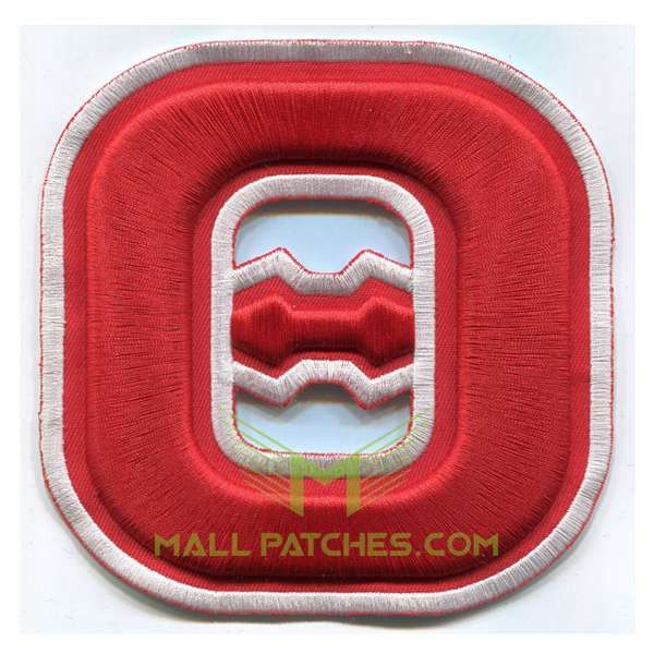 CMall Patches | Custom puff Patches No Minimum | Embroidered 3D Patch