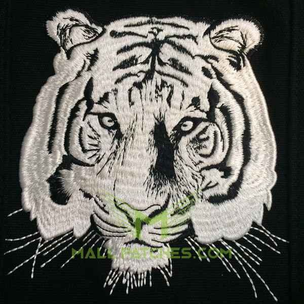 puff-embroidery-patches-tiger