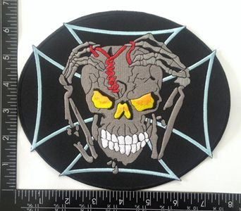 skull-biker-patches